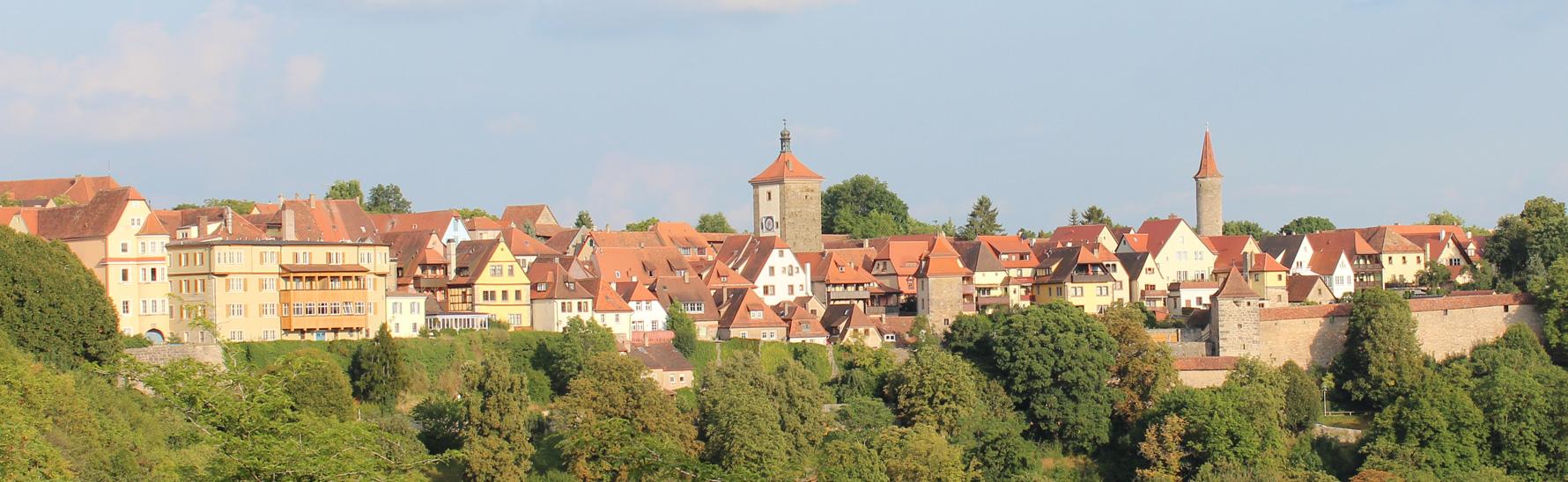 Dirne aus Rothenburg ob der Tauber